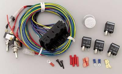 painless performance universal integrated turn signal kit