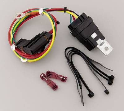 painless performance products - painless performance 03- gm pickup high  beam headlight relay