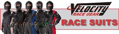 Velocity 5 Race Suits