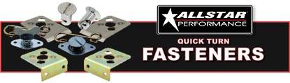 Allstar Performance Quick Turn Fasteners
