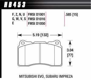 Ford Mustang (5th Gen) Brakes - Ford Mustang (5th Gen) Disc Brake Pads