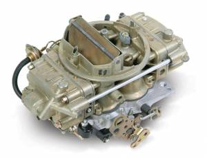 Chevrolet Chevelle Air and Fuel - Chevrolet Chevelle Carburetors