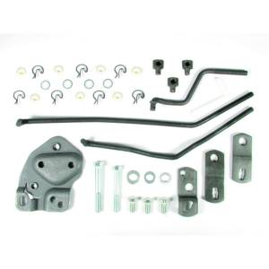 Chevrolet Chevelle Drivetrain - Chevrolet Chevelle Shifter Brackets Cables and Linkages