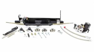Chevrolet Chevelle Steering and Components - Chevrolet Chevelle Rack And Pinions
