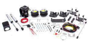 Chevrolet 1500 Suspension and Components - Chevrolet 1500 Air Load Levelers and Air Helper Springs