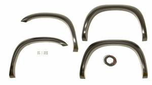Dodge Ram 2500HD/3500 Exterior Components - Dodge Ram 2500HD/3500 Fender Flares and Components