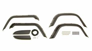 Jeep Wrangler YJ (87-95) - Jeep Wrangler YJ Exterior Components