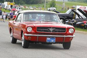 Ford Mustang - Ford Mustang (1st Gen 64-73)