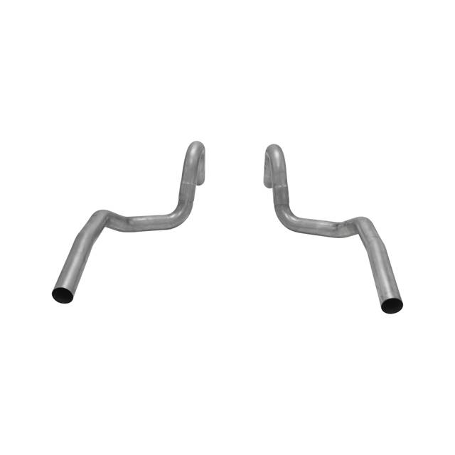 "Flowmaster 15818 3/"" Rear Exit Prebent Tailpipes for 68-72 GM A-Body"