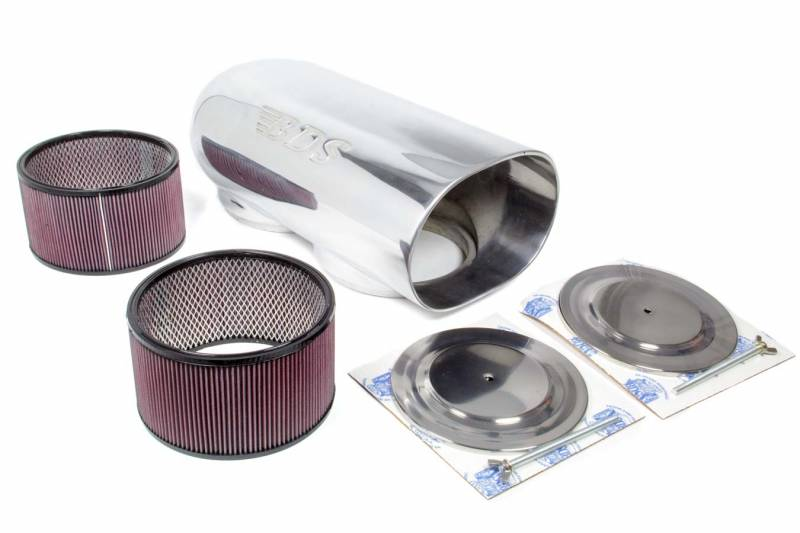 Blower Air Cleaners And Scoops : Blower drive service scoop air cleaner assembly