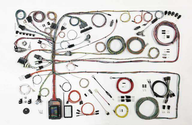 american autowire classic update complete car wiring harness american autowire tail lights american autowire american autowire classic update complete car wiring harness complete ford truck 1957