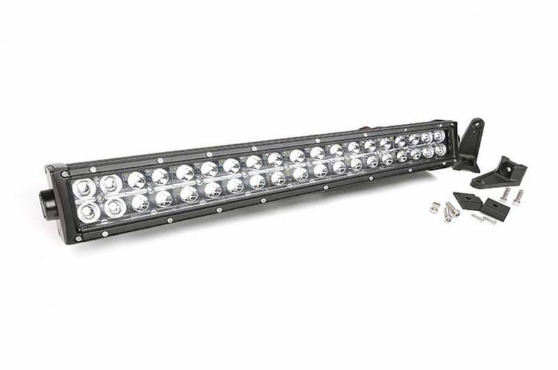 Rough country cree led led light bar double row spotflood 120 watts rough country rough country cree led led light bar double row spotflood 120 aloadofball Gallery
