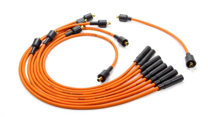 Mopar Ignition Cable Free Download Oasisdlco. Mopar Performance Carbon Suppressed Core Spark Plug Wire Set Orange. Wiring. Mopar Performance Electronic Ignition Wiring Diagram At Scoala.co