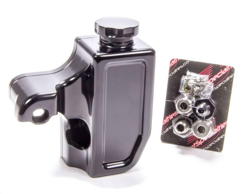 Coolant Recovery Bottle Caps Billet Aluminum 8.5 x 2.5 Power ...