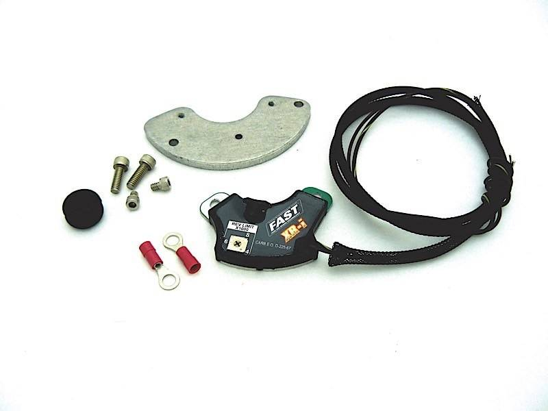 Crane Cams XR-I Ignition Conversion Kit Points to Electronic