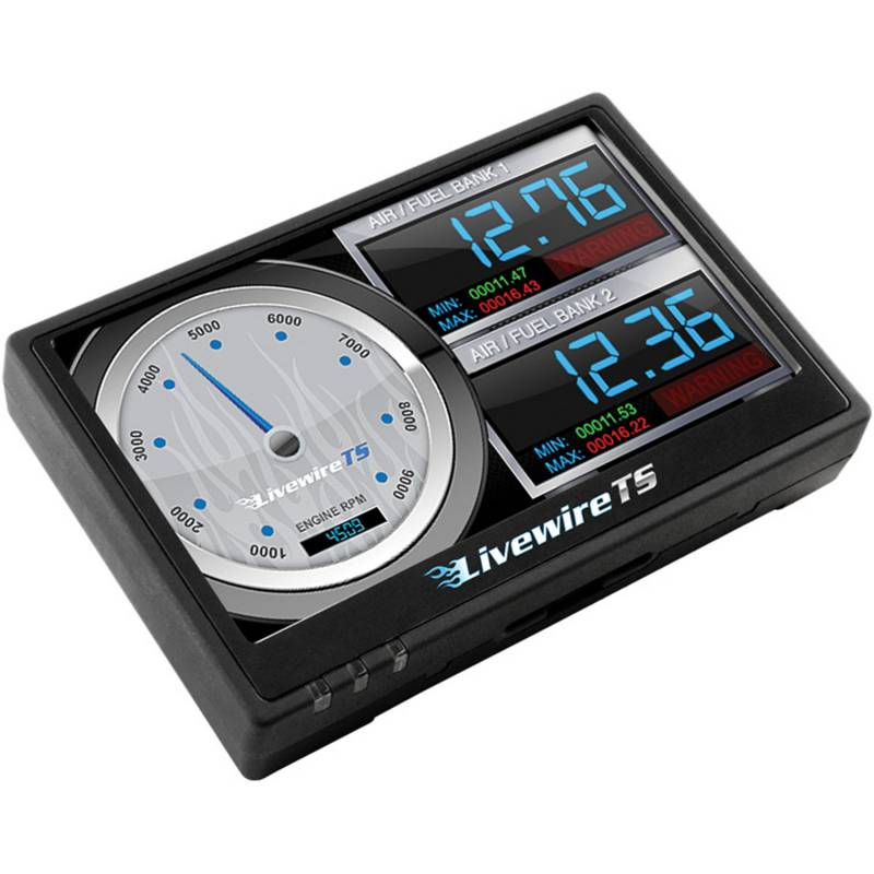 SCT Performance Livewire TS Plus Programmer Data Monitor Ford 4 ...