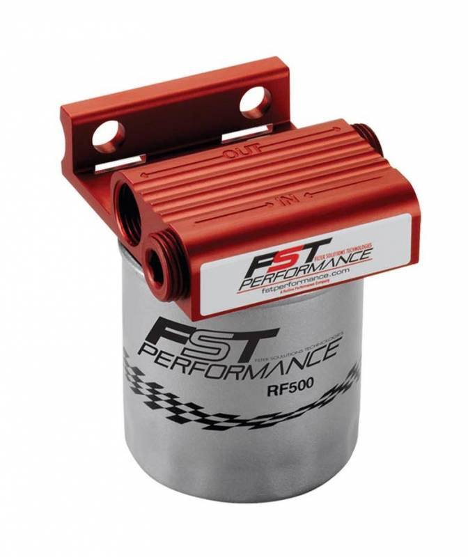fst performance flomax 300 fuel filter canister 4 micron stainlessfst performance fst performance flomax 300 fuel filter canister 4 micron stainless element 1