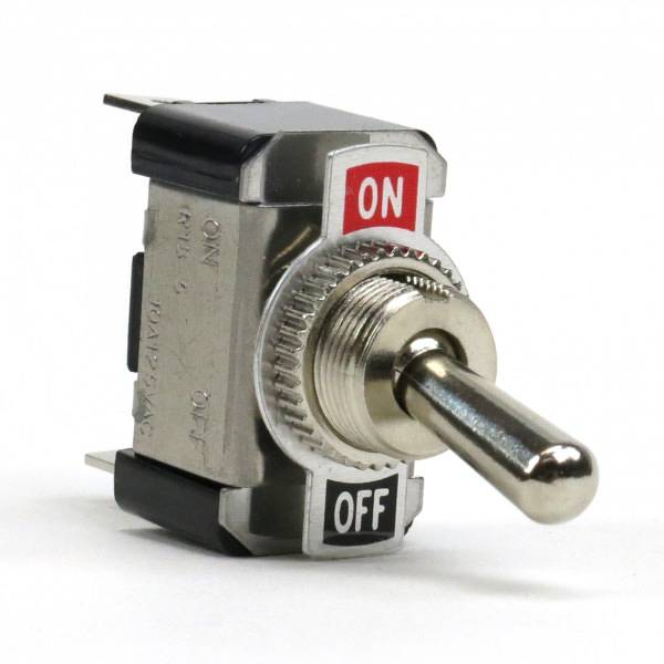Keep it Clean Wiring Heavy Duty Toggle Switch On/Off 20 amp 12V - Each