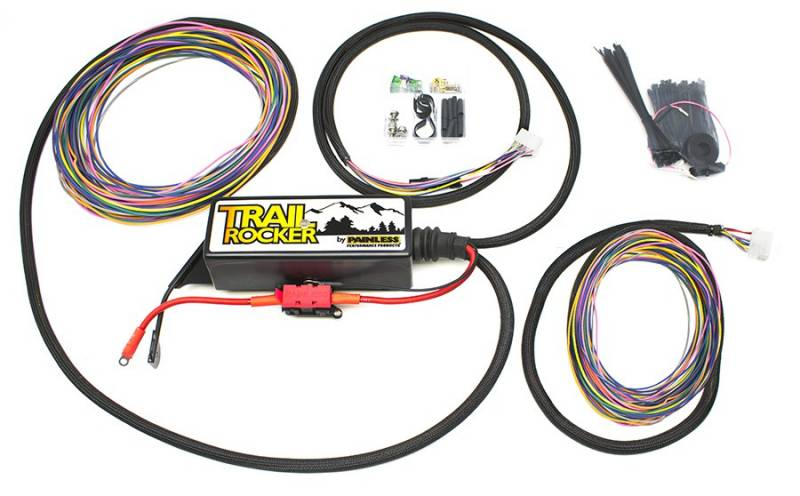 Painless Wiring Harness For Jeep Reinvent Your Wiring Diagram