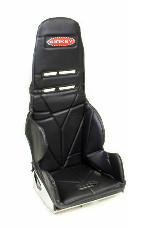 Midget in baby car seat