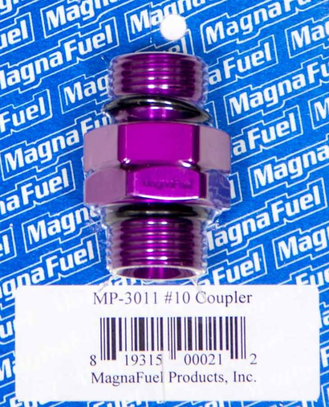 MagnaFuel #10 Coupler Fitting : MP-3011