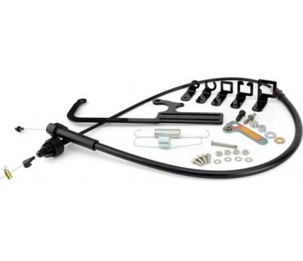 TCI Automotive Self Adjusting Kickdown Cable Steel Edelbrock
