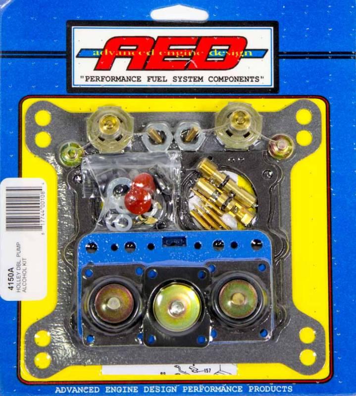 AED Holley 390-1000 CFM Alcohol Double Pumper Carburetor