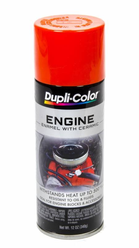 dupli colorr engine enamel  oz  chvrolet orange de