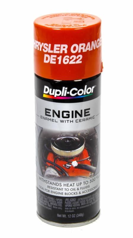 dupli colorr engine enamel  oz  chrysler orange de