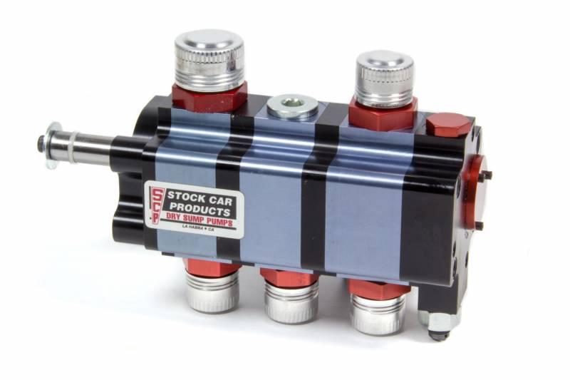 Stock Car Products: Stock Car Products 3 Stage Dry Sump Oil Pump