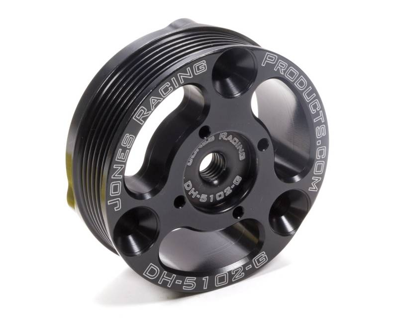 Jones Racing Products Pulley Serpentine 4