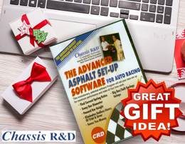 Great Gifts - Chassis Set-Up Software