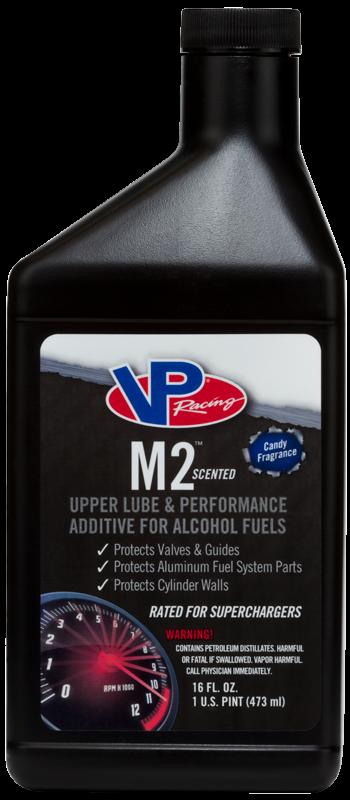 VP Racing M2(TM) Upper Lube & Performance Additive - Alcohol