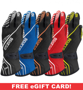 Racing Gloves - Sparco Gloves