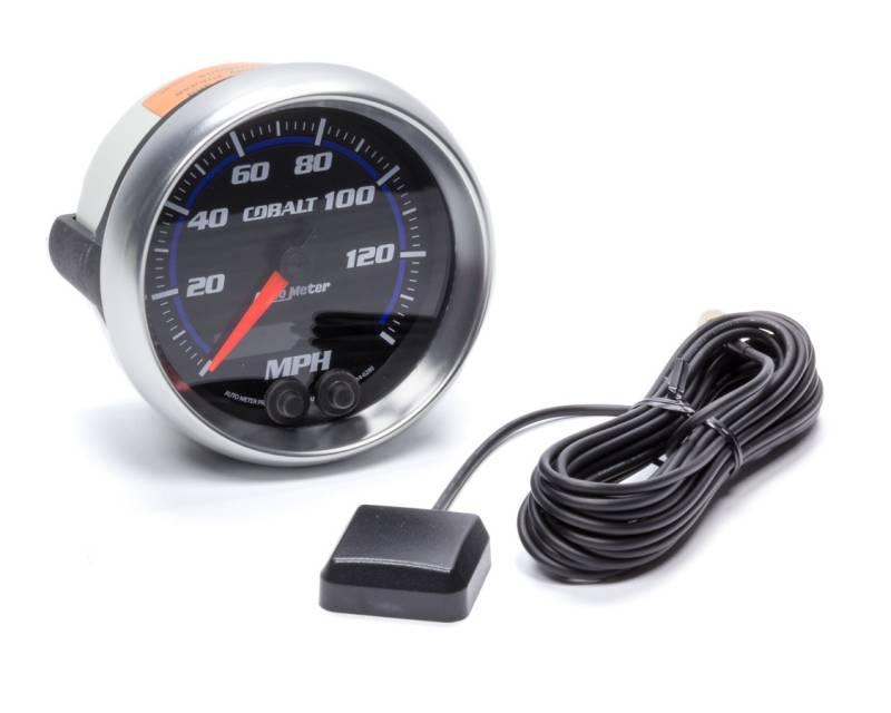 Auto Meter 3-3/8 Cobalt GPS Speedo 120-MPH : 6280