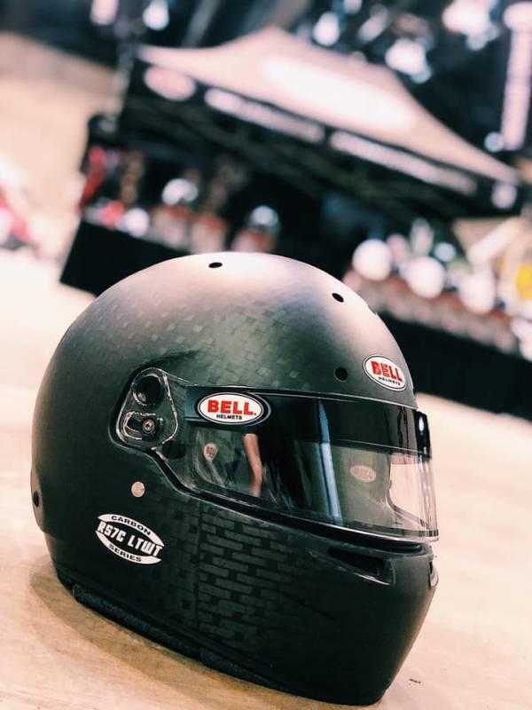 38982e8e Bell RS7 Carbon Lightweight Helmet