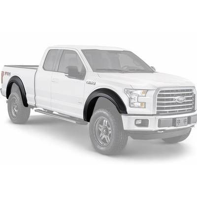 Bushwacker 17 Ford F250 Extend A Fender Flares 4pc 20943 02