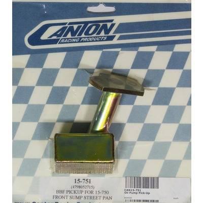 "Canton Racing Products 15-751 Racing Oil Pan Pickups 10/"" Depth CANTON"