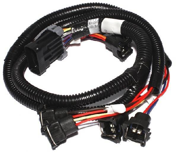 FAST Fuel Injection Harness - Ford 5.0/5.8L : FST301203 Fast Fuel Injection Wiring Harness on