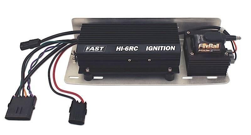 FAST HI-6RC CD Ignition Kit w/ Adjustable Rev Limit : 6000-6701 on