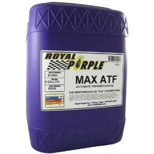 Royal Purple Oil Review >> Royal Purple(R) Max-ATF(R) Transmission Fluid - 5 Gallon ...