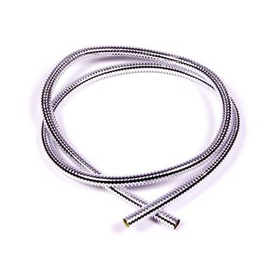 Taylor Cable 39001 ShoTuff Chrome Convoluted Tubing
