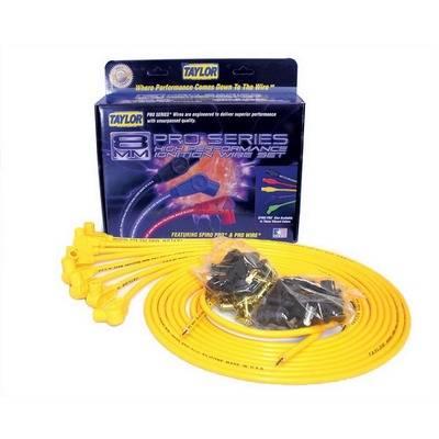 Taylor Cable 73951 Spiro-Pro White Spark Plug Wire Set