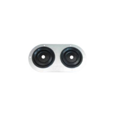 """Soft Rubber Grommets For Firewalls Wiring Electrical Etc 5//8/"""" Hole 7 Each 156O"""