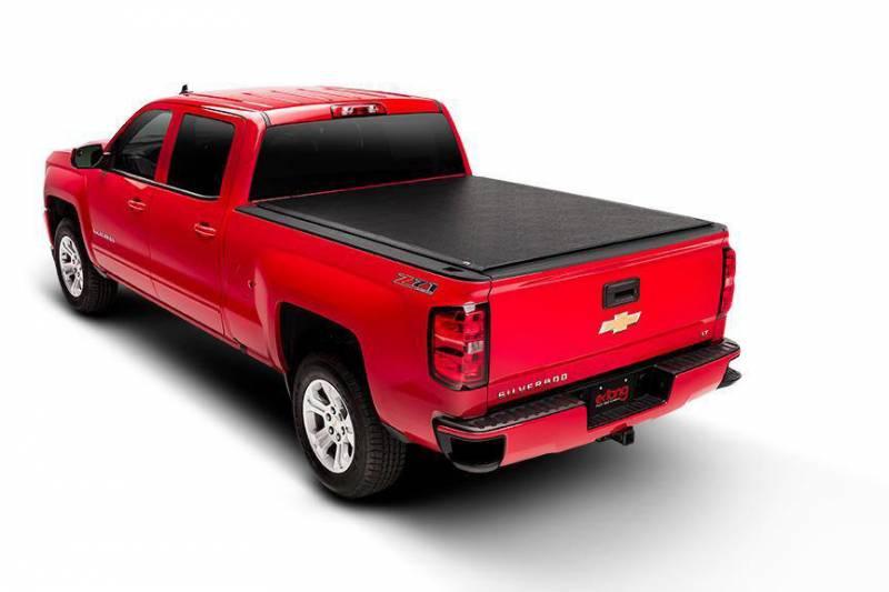 Truxedo Lo Pro Tonneau Cover Black 8 Ft Bed Gm Full Size Truck 2019 572801