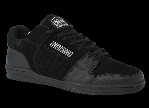 Simpson Blacktop Shoe - Size 14 BT140BK