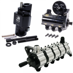 Oil System Components - Oil Pumps and Components