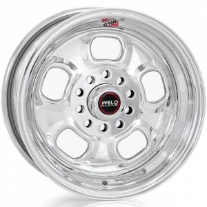 Weld Wheels - Weld Racing Rodlite Polished Wheels