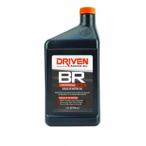 Driven Racing Oil - Driven Break-In Oil
