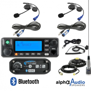 Radios, Transponders & Scanners - Intercoms and Components
